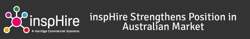 inspHire strengths Australian Market